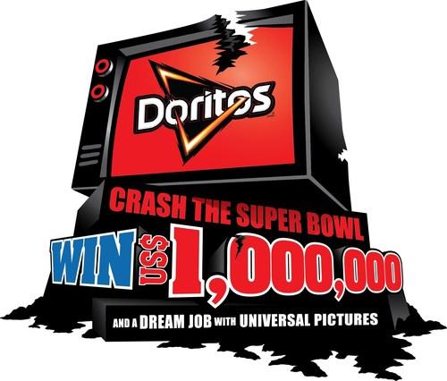 PepsiCo's Doritos brand invites fans worldwide to create their own Doritos advertisements for a chance to win $1 million grand prize. (PRNewsFoto/PepsiCo)