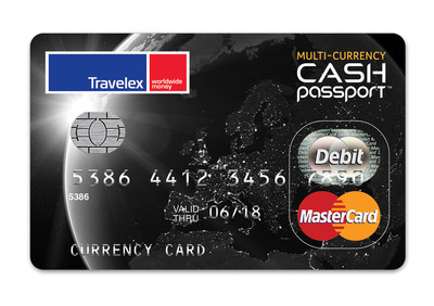 Travelex And Mastercard Simplify International Travel With