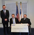 Penske Truck Rental's Donation Helps Paralyzed Veterans of America