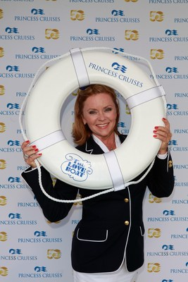 """Actress Jill Whelan, known for her role on """"The Love Boat,"""" has been named the new """"Celebrations Ambassador"""" for Princess Cruises."""