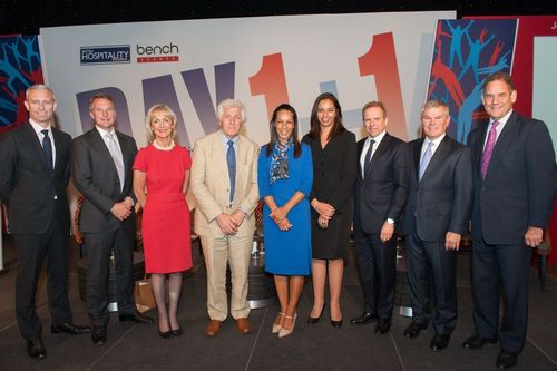 Tourism Council at the BHA Summit (PRNewsFoto/ITN Productions)