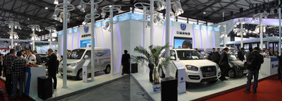 ZAP and Jonway Auto Exhibits EV Product Line at China International Industry Fair This Week