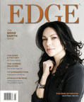 Laura Prepon Celebrates 'The Good Earth' with EDGE Magazine - Laura Prepon, star of the Netflix series Orange Is the New Black, has been eating organic since she was a child.  In her interview with Gerry Strauss, Prepon reveals that she is co-authoring a book on organic eating-and-living with health coach Elizabeth Troy. EDGE is a lifestyle magazine published by Trinitas Regional Medical Center, in Elizabeth, New Jersey. For more on Trinitas, www.TrinitasRMC.org or call (908) 994-5138. For more on EDGE Magazine: www.EdgeMagOnline.com - Twitter @EDGEMagNJ - Facebook EDGE Magazine (NJ) For Advertising  call 908-247-1277