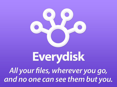 Everydisk.  (PRNewsFoto/Avatron Software)