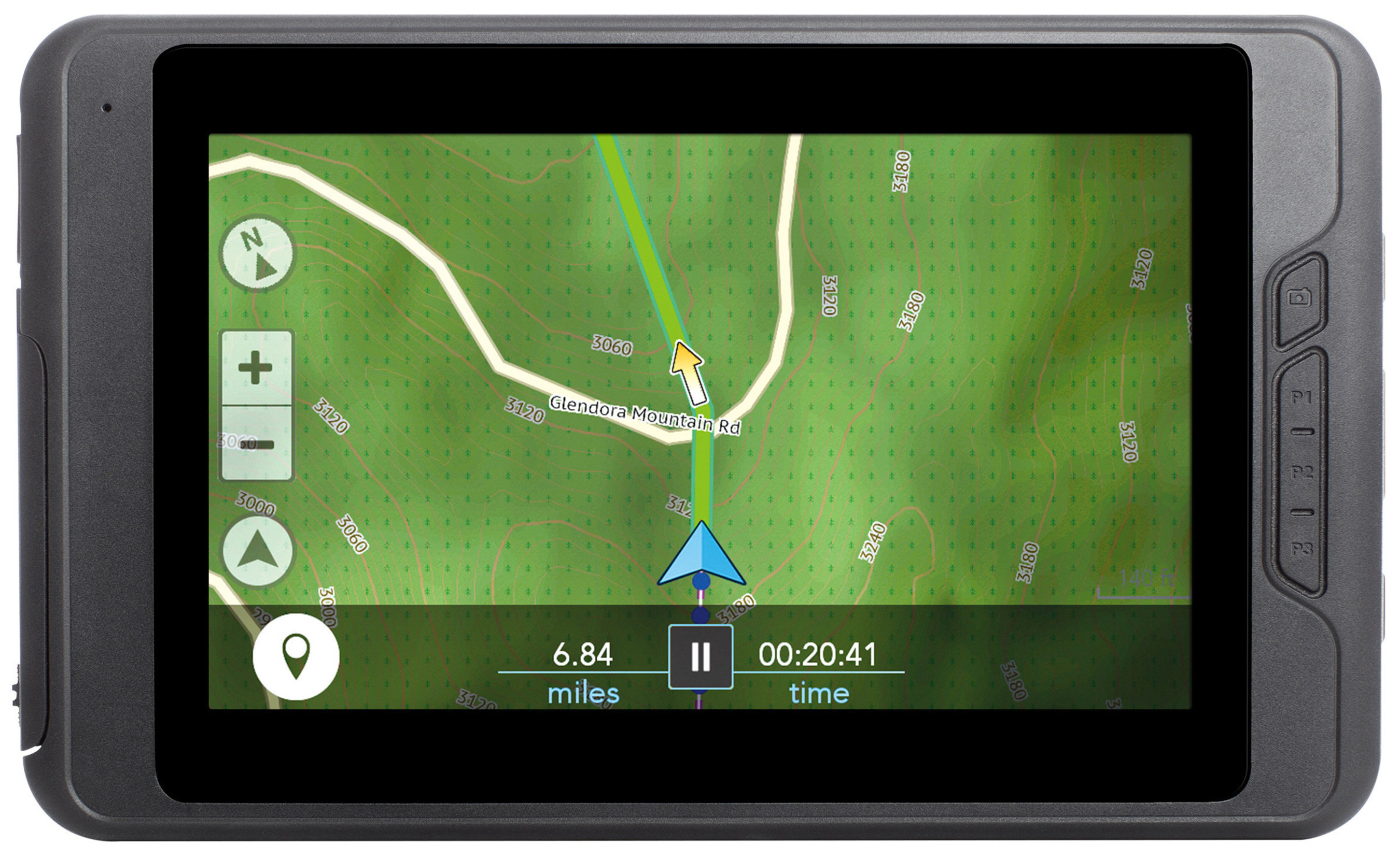 Magellan to Demo its eXplorist TRX7 Off-Road GPS Navigator at the