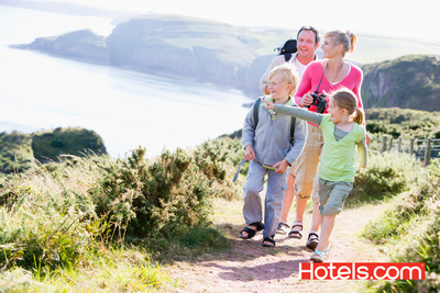 With the dynamics of today's family travel changing, the experts at Hotels.com(R) used their latest Hotel Price Index(TM) (HPI(R)) to identify the top trends and some of the destinations that best suit the current core needs of family travelers. Hotels.com identifies top destinations for family travelers based on HPI data.  (PRNewsFoto/Hotels.com)