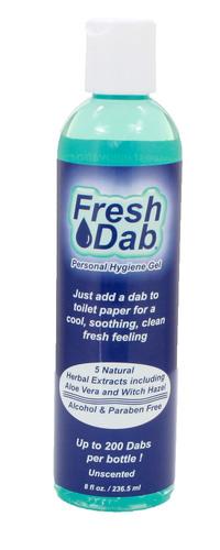 Fresh Dab Bottle.  (PRNewsFoto/Fresh Dab)