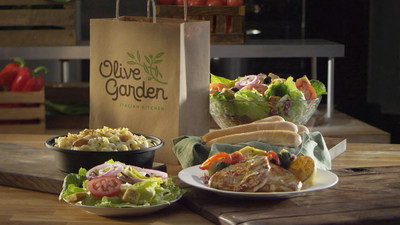 Olive Garden Offers Free Entr E With Buy One Take One
