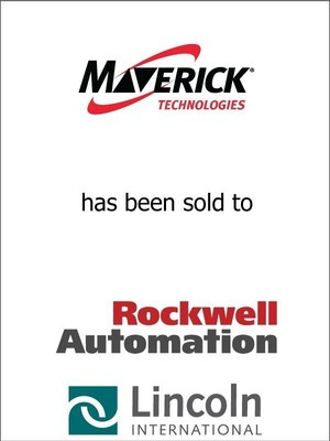 Lincoln International Represents MAVERICK Technologies in its sale to Rockwell Automation, Inc.