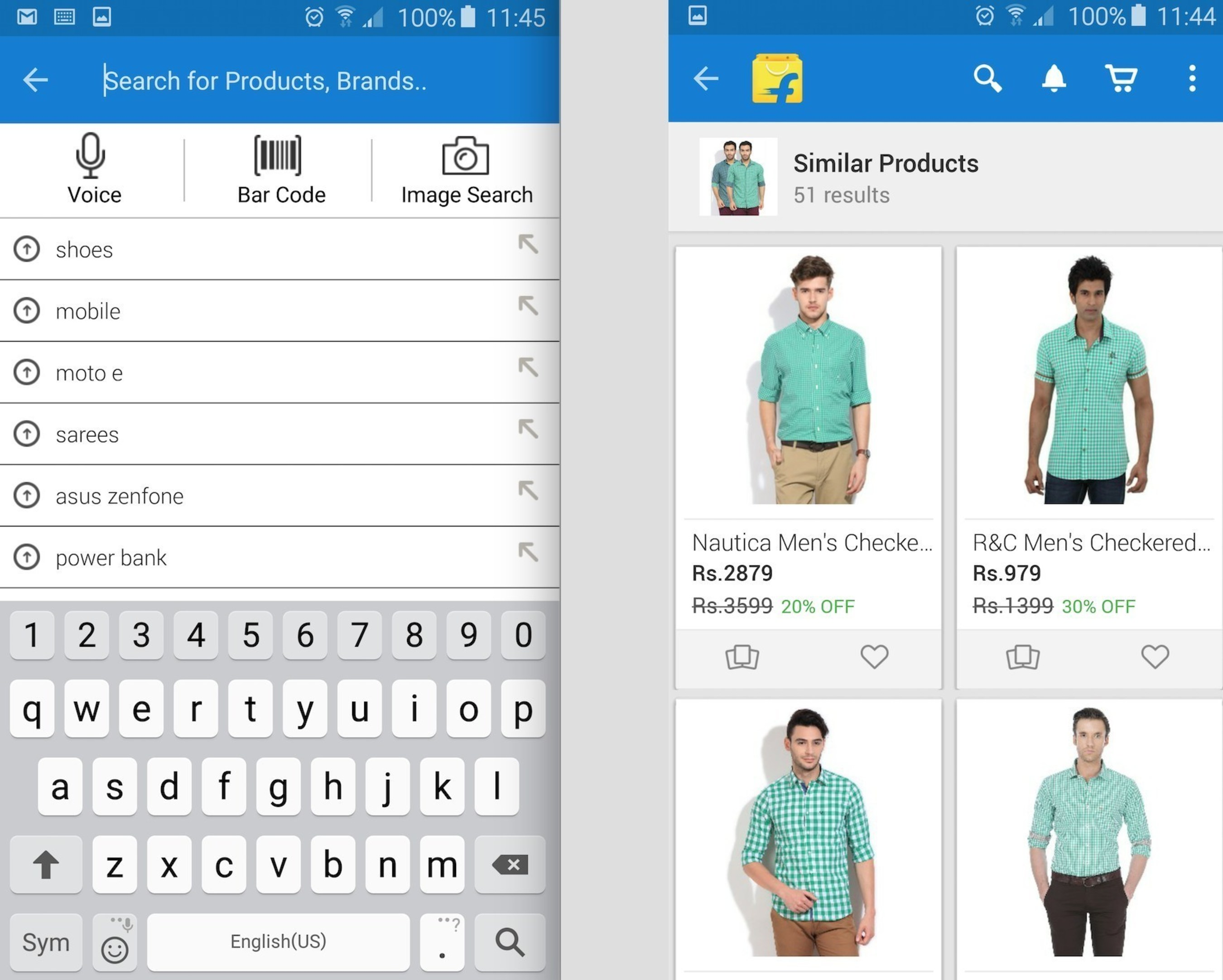 ViSenze Partners with Flipkart to Bring Image Search to Mobile Shoppers in India
