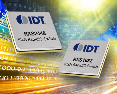 IDT Launches Next-Generation RapidIO Switches for 5G Mobile Network Development and Mobile Edge Computing