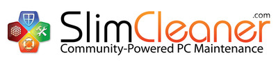 SlimCleaner Logo.  (PRNewsFoto/SlimWare Utilities)