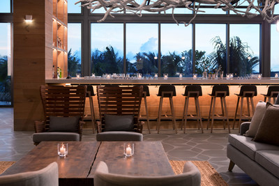 Ave, the resort's signature restaurant, Courtesy of Kimpton Seafire Resort + Spa
