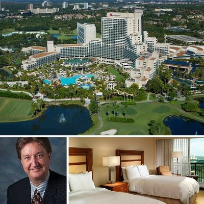 Ralph Scatena has been named the new General Manager at Orlando World Center Marriott. He brings more than 30 years of experience in the hospitality sector to the Orlando resort. For information, visit www.WorldCenterMarriott.com or call 1-407-239-4200.