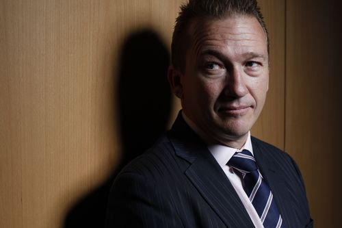 Simon Dew, Chief Strategy Officer, Astellas Pharma EMEA (PRNewsFoto/Astella Pharma EMEA)