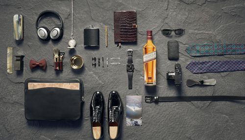Johnnie Walker Explorers' Club Collection - The Royal Route (PRNewsFoto/Diageo GTME)