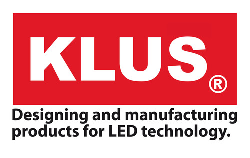 LED Extrusions and Accessories - products for LED technology.  (PRNewsFoto/KLUS Company)