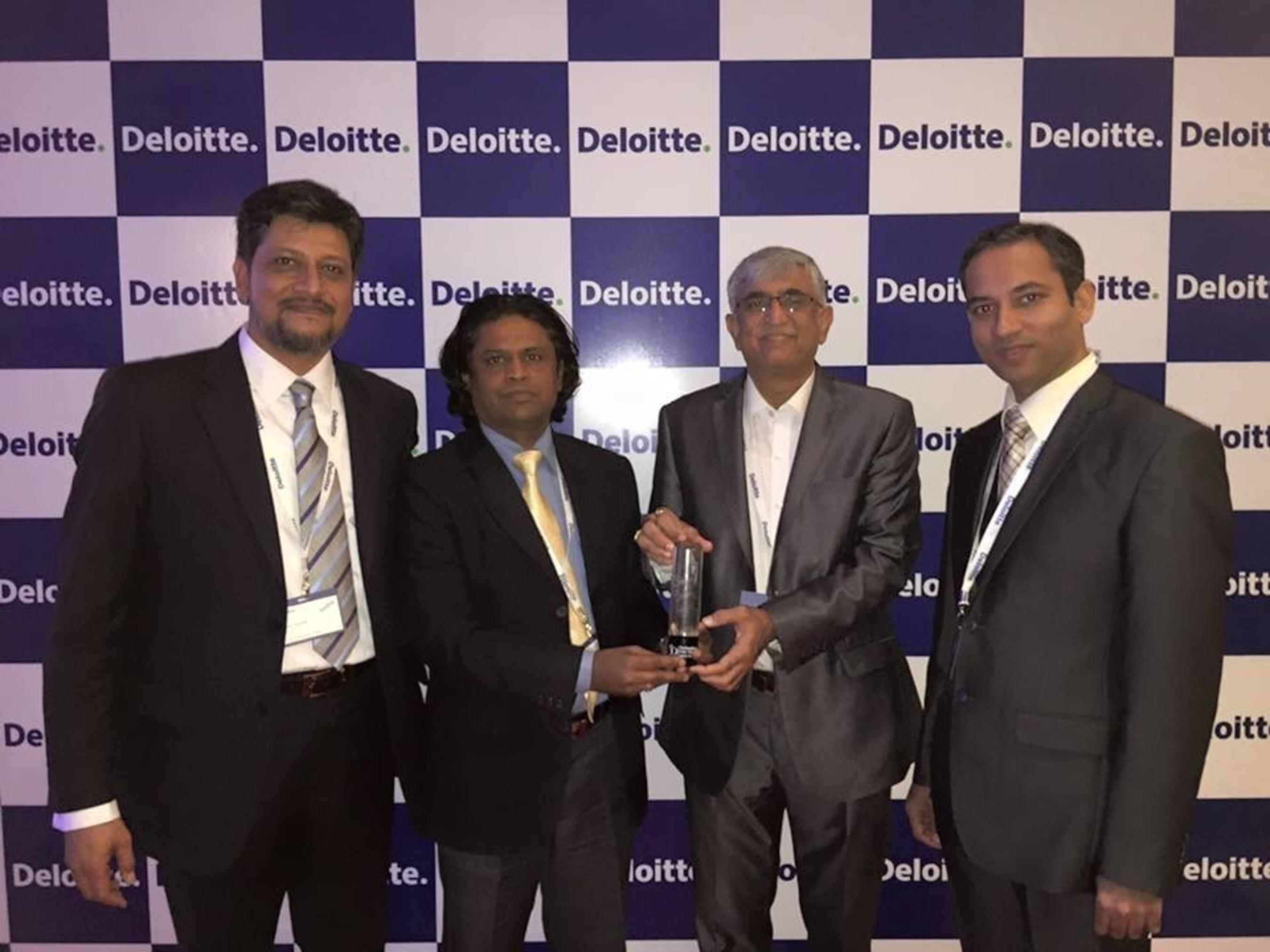 e-Zest Solutions Recognised as Deloitte Technology Fast 50 Winner