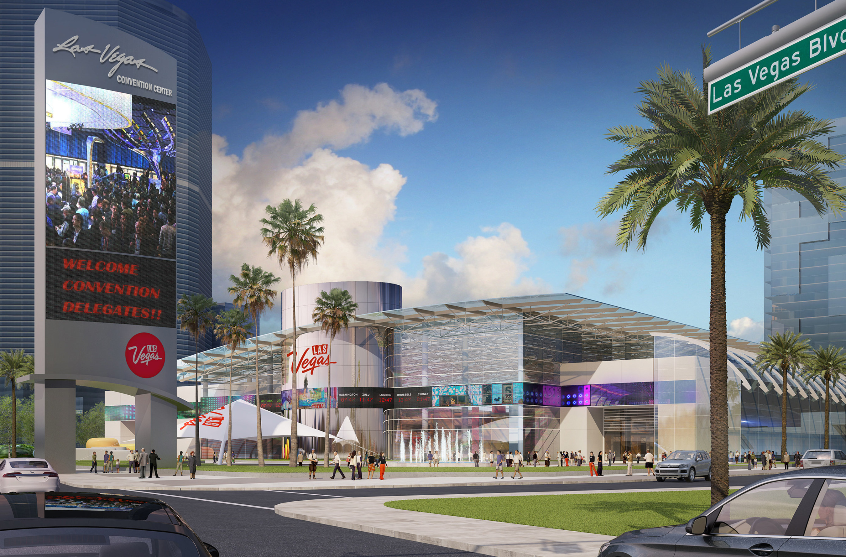 Las vegas global business district takes major step forward for Riviera resort las vegas