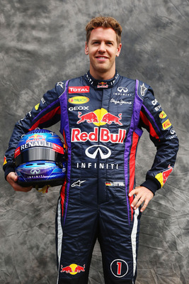 Infiniti Offers Formula One Fans The Chance To Design Sebastian Vettel's Helmet For U.S. Grand Prix Weekend.  (PRNewsFoto/Infiniti)