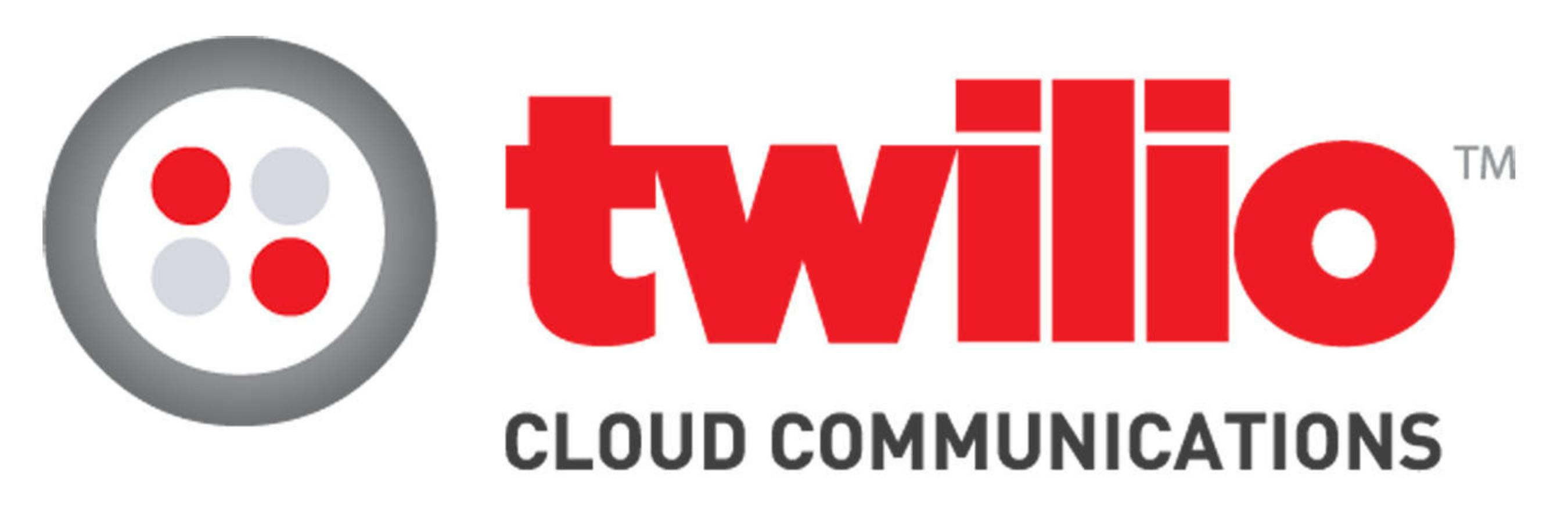 Twilio. (PRNewsFoto/Twilio) (PRNewsFoto/)