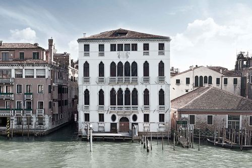 In Venice, on the Grand Canal, Palazzo Garzoni Moro is an exclusive property development project by Gruppo Motterle. (PRNewsFoto/Gruppo Motterle)