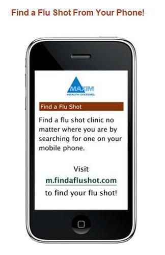 Flu Clinics Go Social