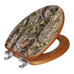 Topseat International Releases The 3D Realtree APG Camo Toilet Seats In A Leading National Home Improvement Retailer. (PRNewsFoto/Topseat International Inc.)