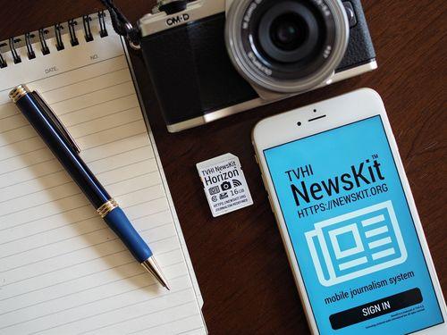 NewsKit automates social media newsgathering and verification via UGC (User Generated Content) sources like ...