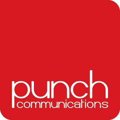 Punch Communications logo.  (PRNewsFoto/Punch Communications)