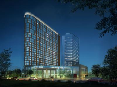 NUO Hotel Beijing to open in 2015. (PRNewsFoto/NUO Hotel Beijing) (PRNewsFoto/NUO HOTEL BEIJING)
