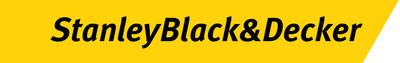 Stanley Black & Decker.