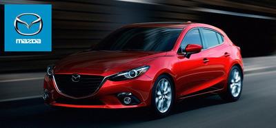 2014 Mazda models in Dayton, OH.  (PRNewsFoto/Matt Castrucci Mazda)