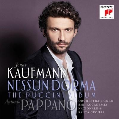 Jonas Kaufmann - Nessun dorma: The Puccini Album - Available September 11, 2015