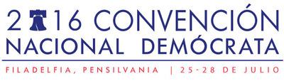 COMITE DE CONVENCIÓN NACIONAL DEMÓCRATA 2016