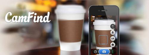 Cam Find Coffee Container.  (PRNewsFoto/Image Searcher, Inc.)