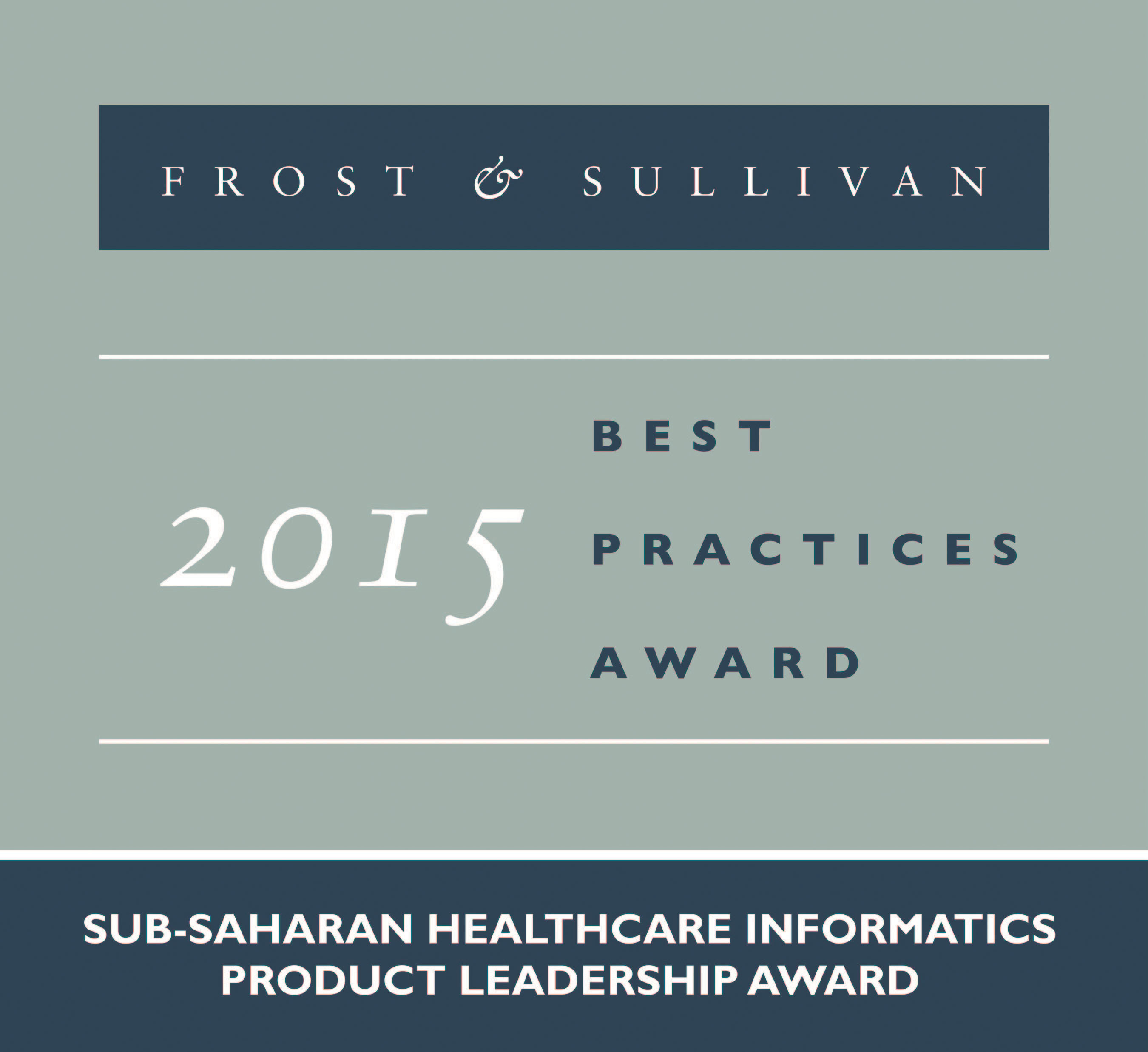 Frost & Sullivan Applauds MEDITECH as Provider of Best-in-class Healthcare Informatics Products in