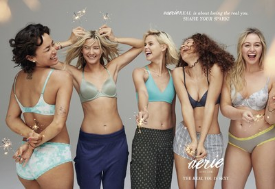 American Eagle Outfitters Aerie Empowers Women With Share Your