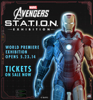 Discovery Times Square Announces the Highly Anticipated World Premiere of Marvel's Avengers S.T.A.T.I.O.N. in Coordination with Marvel Entertainment and Victory Hill Exhibitions