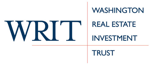 Washington Real Estate Investment Trust Announces Third Quarter Financial And Operating Results