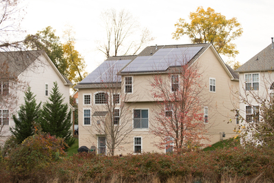 Vivint Solar is now available in the North Baltimore and Frederick areas. (PRNewsFoto/Vivint Solar)