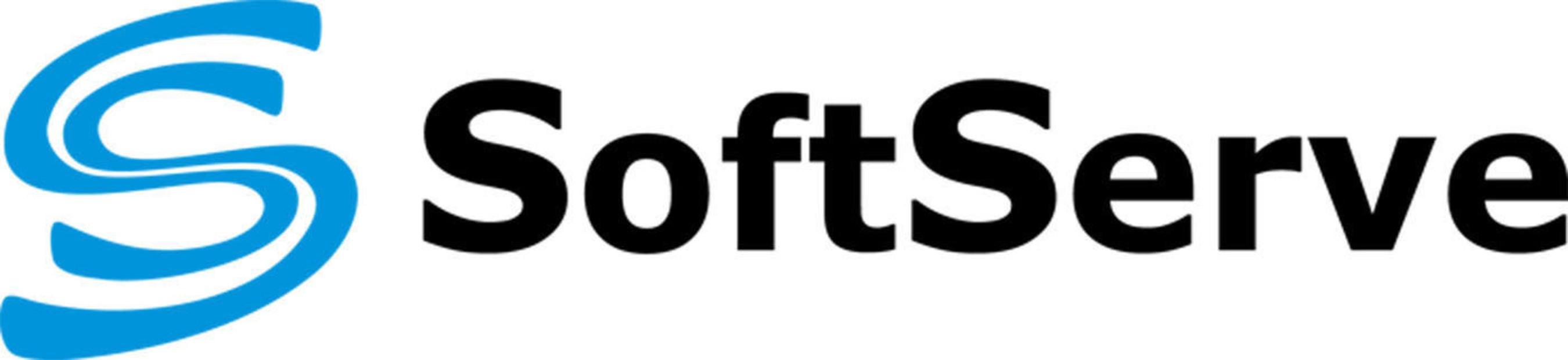 SoftServe logo.
