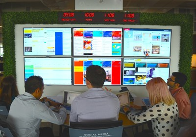 Marriott International Launches Third M Live Studio, the Company's Global Marketing Real-Time Command Center;The Caribbean and Latin America Region M Live Studio Joins Locations in the US and Asia with Further Expansion Planned