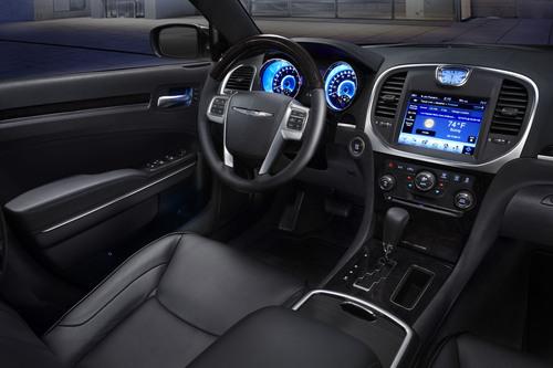 All-new 2011 Chrysler 300 Series Flagships Redefine the American Luxury Sedan Once Again