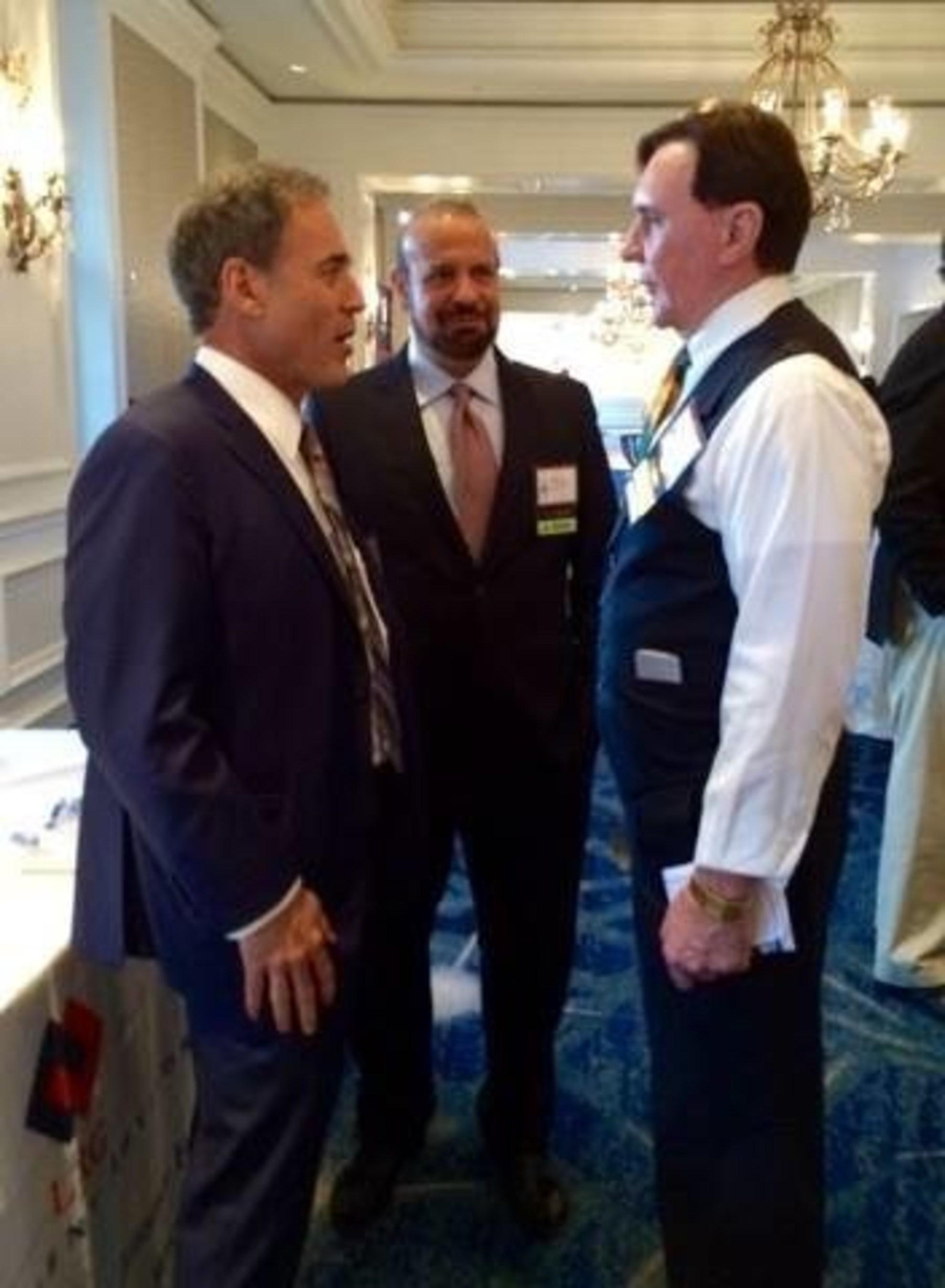 Injury Attorney Bernard Walsh Fields Questions During Auto Negligence Seminar at 2015 FJA Masters