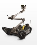 The iRobot 510 PackBot is used to perform a variety of missions, including explosive ordnance disposal, surveillance and reconnaissance, CBRN detection and HazMat handling operations.