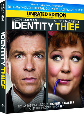 From Universal Studios Home Entertainment: Identity Thief.  (PRNewsFoto/Universal Studios Home Entertainment)