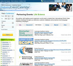 View the list of upcoming biotechnology and pharmaceuticals global industry events in 2012 by visiting: http://www.giiresearch.com/conference/partnering_lifescience.shtml.  (PRNewsFoto/Global Information, Inc.)