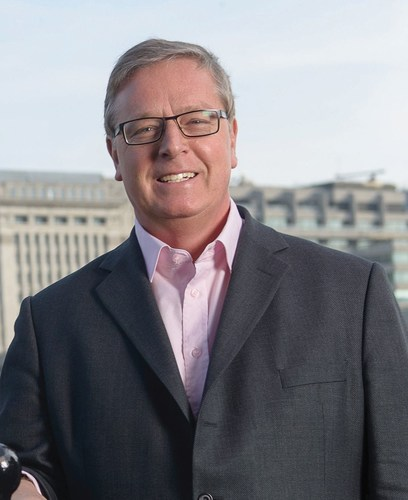 Nick Taylor, CEO of Waterman Group Plc (PRNewsFoto/Waterman Group Plc)