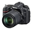 Nikon D7100 Digital SLR Camera Receives EISA Award